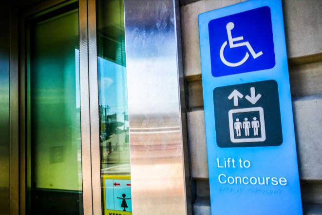 Limited Mobility Access Lift Australia Tesla Elevator. Disabled Access Lift Melbourne Sydney Brisbane Perth Adelaide