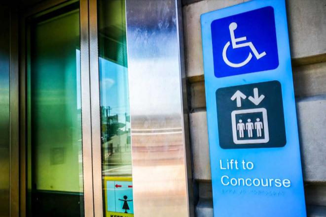 Limited Mobility Access Lift Australia Tesla Elevator. Disabled Access Lift Melbourne Sydney Brisbane Perth Adelaide
