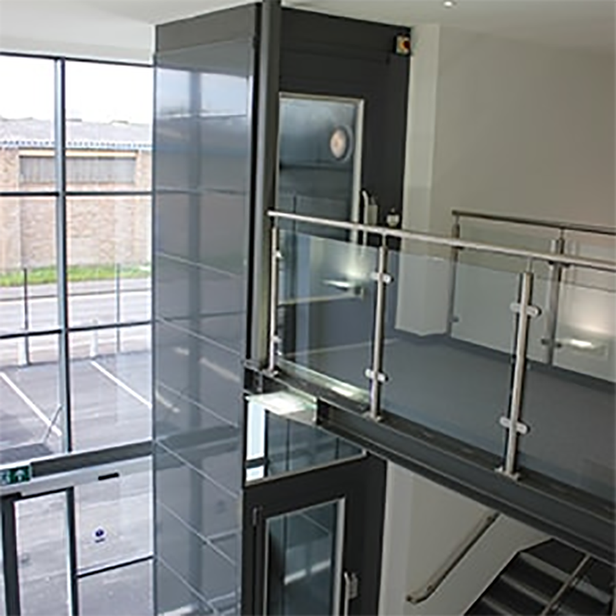 Limited Mobility Access Lift Disabled Access Lift - School Installed in Australia