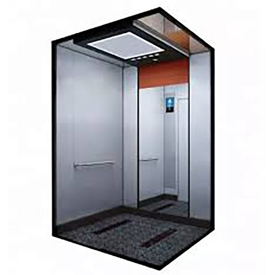 Limited Mobility Access lift Disabled Access Lift Cabin - Stainless Steel