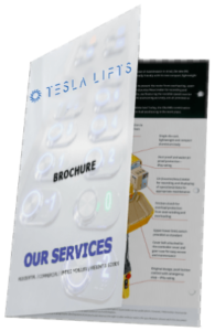 Tesla Lifts Home Residential Commercial Goods disabled access limited mobility platform