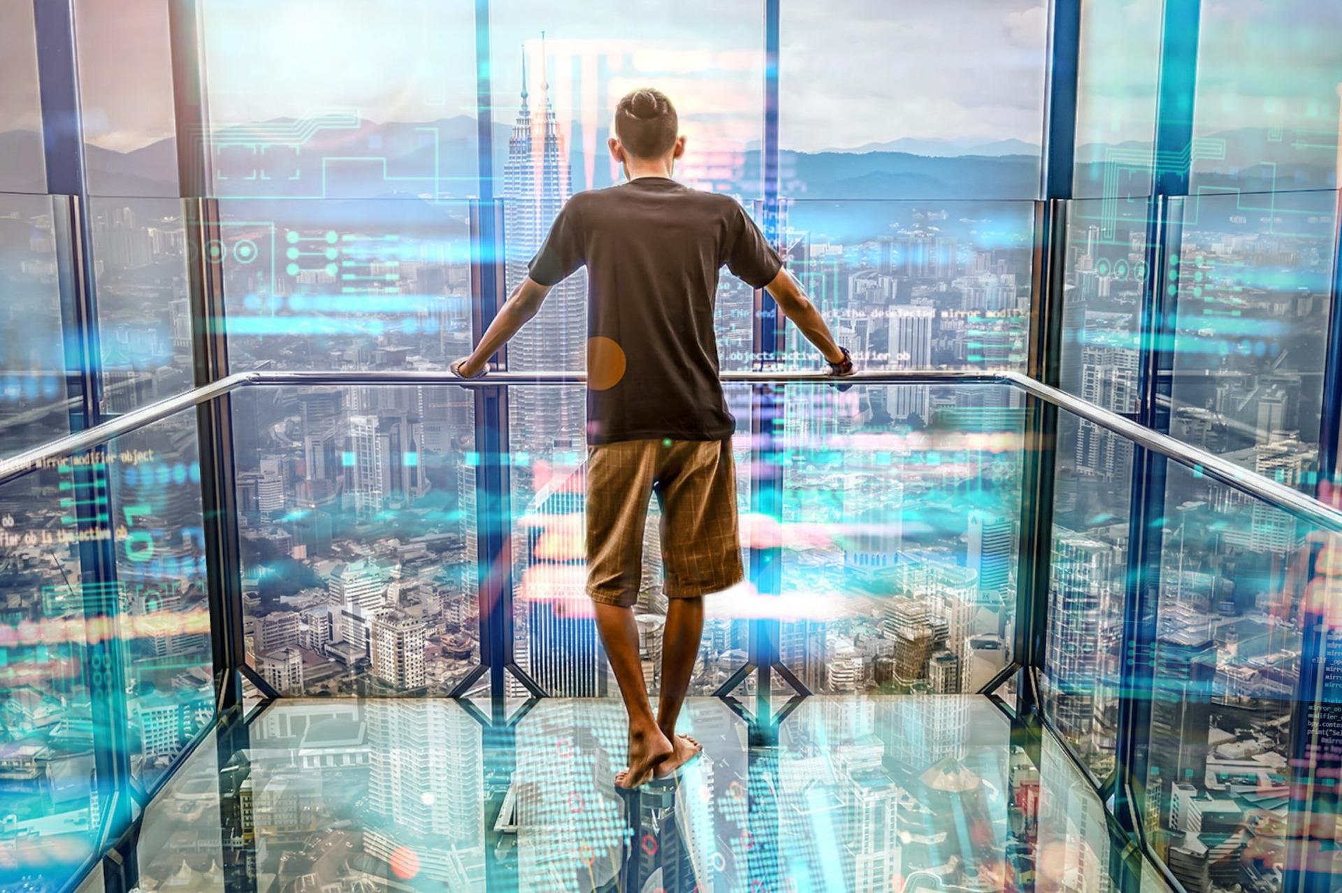 Tesla Glass Lift